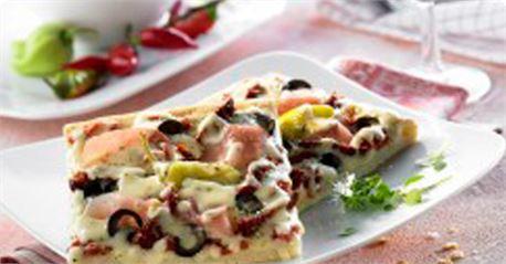 Μεσογειακή Πίτσα