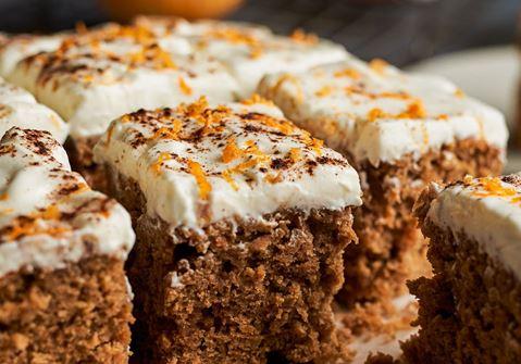 Καρυδόπιτα με κρέμα από Arla Φρέσκο Τυρί Κρέμα