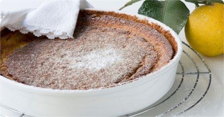 Ψητό γλυκό με λεμόνι από τον Στέλιο Παρλιάρο