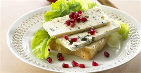 Ανοιχτό σάντουιτς με Castello Danablu
