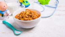Meat Stew for Toddlers