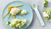 Vegetable puree - for baby