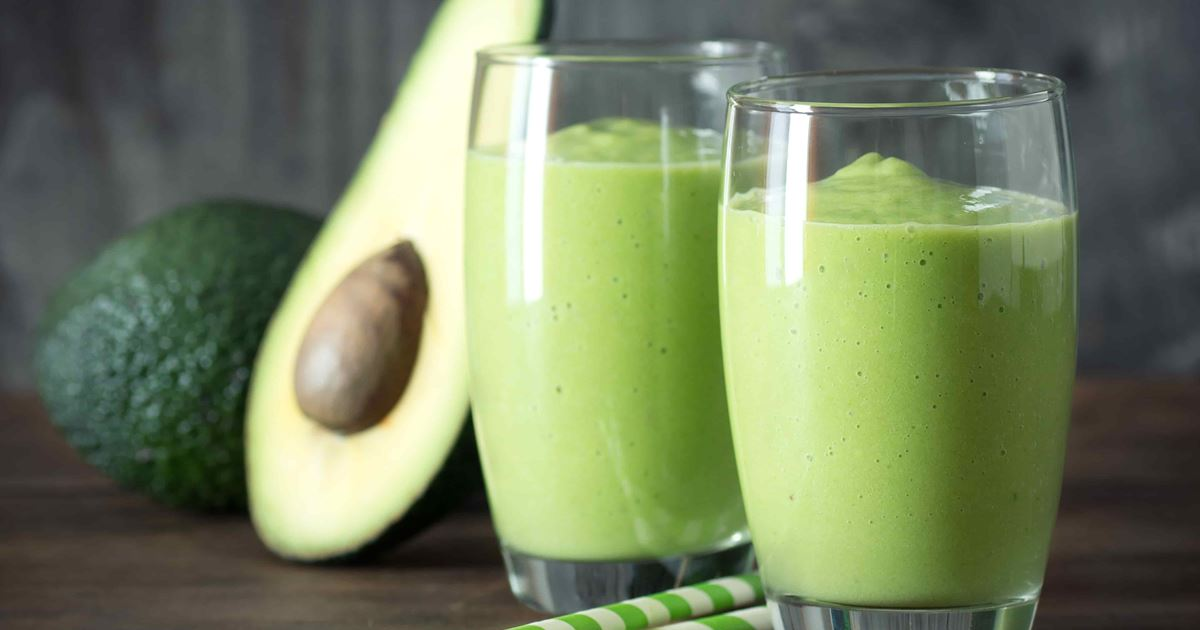 Avocado Juice to Increase Activity and Energy
