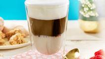 Lactosevrije Latte Macchiato