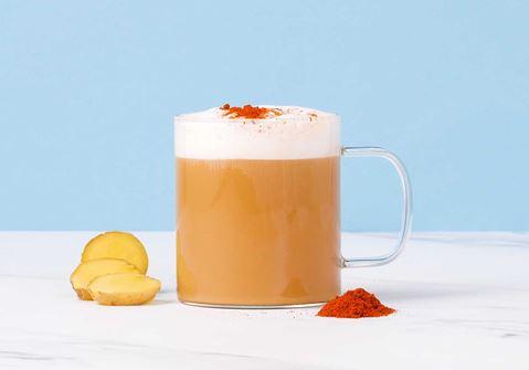 Lactosevrije chai thee