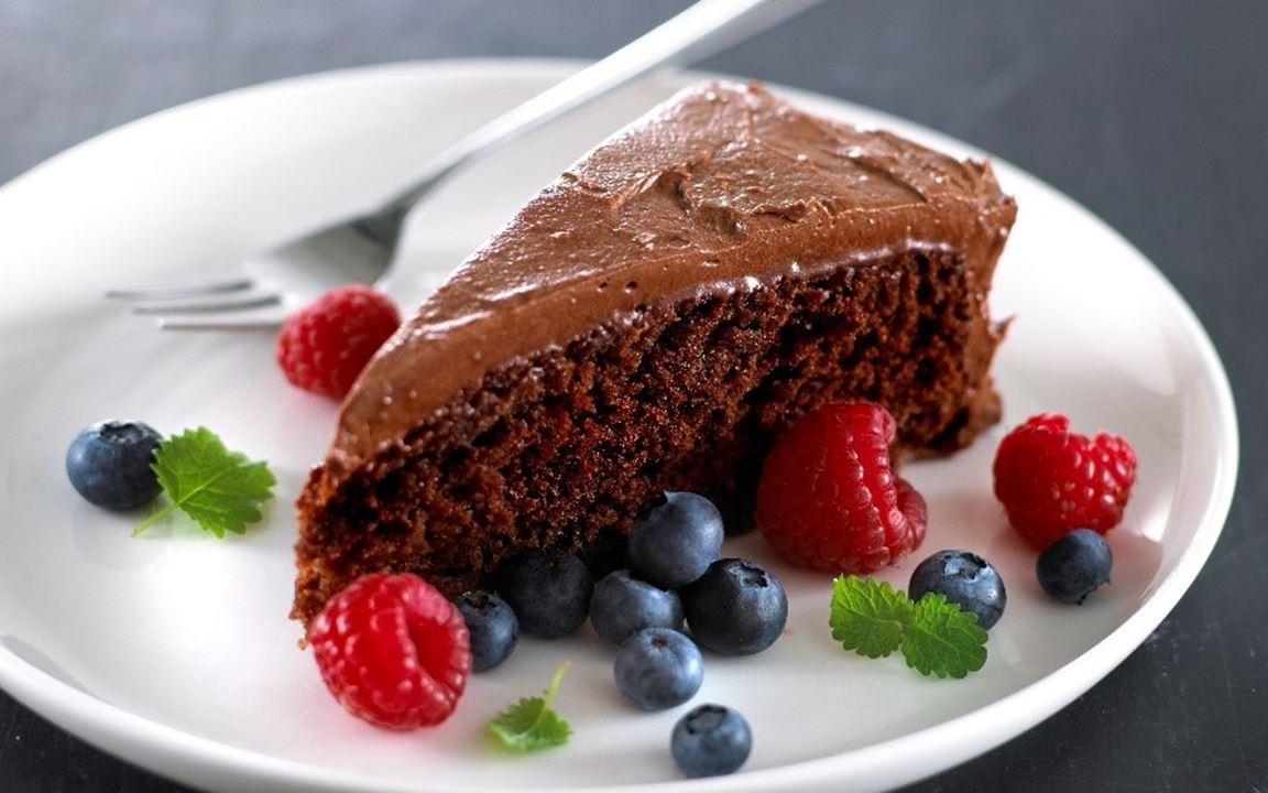 Kefir chocoladetaart