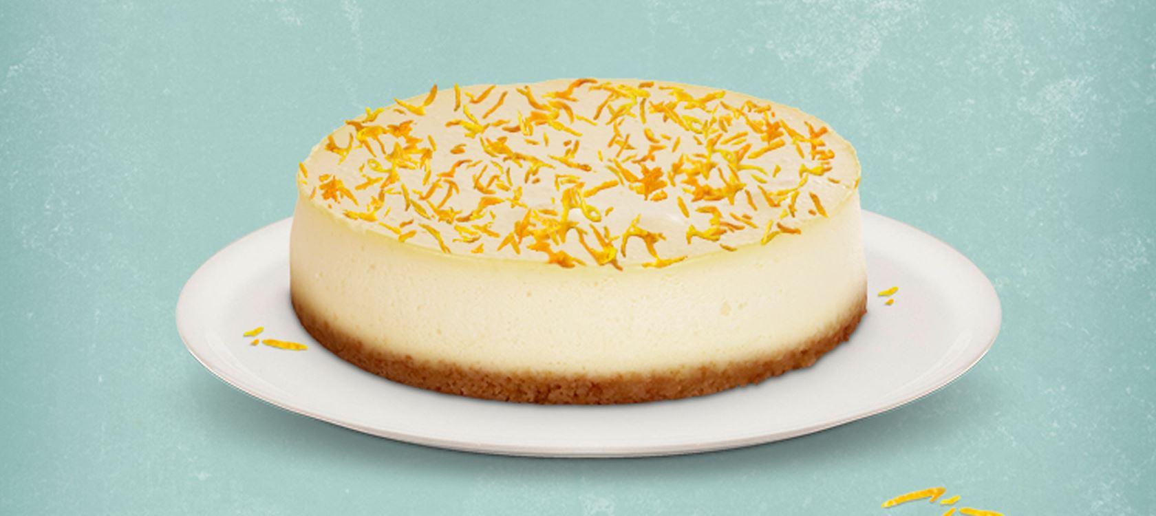 Skyr Oranje taart