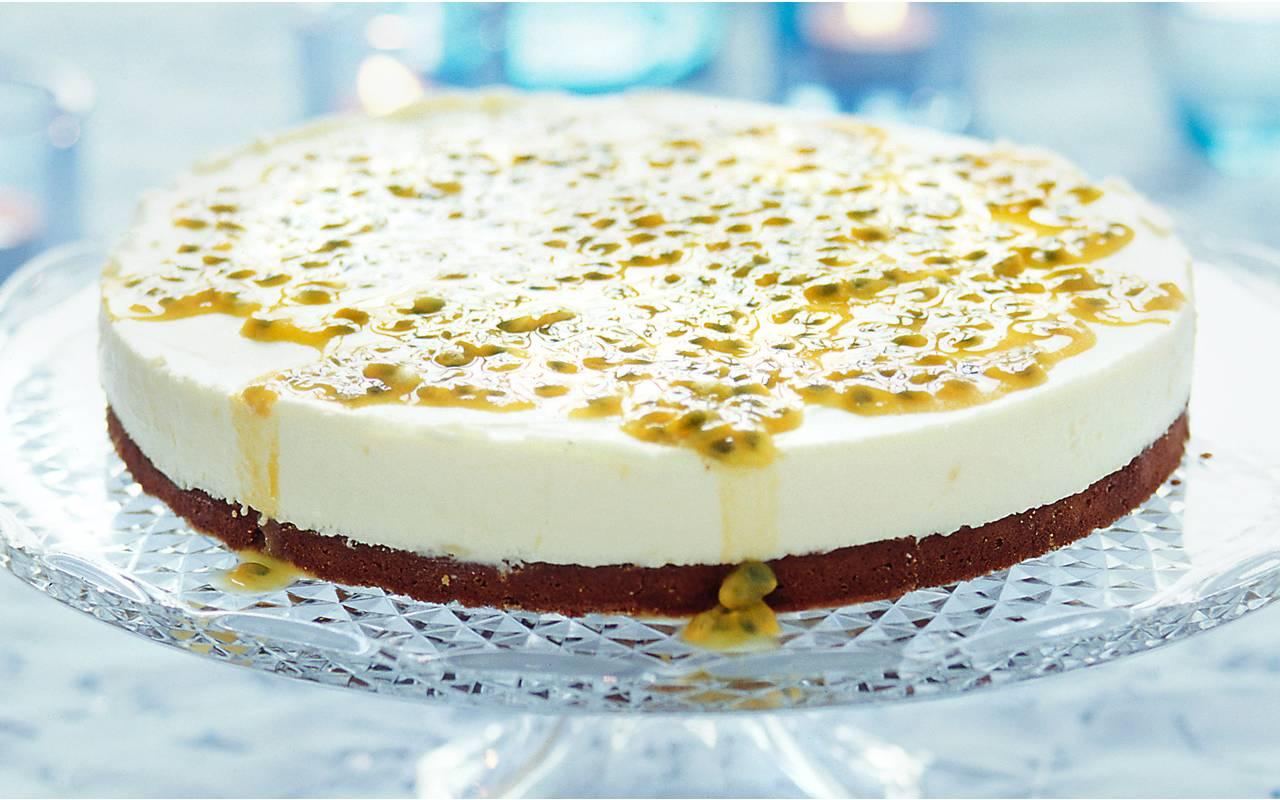 tårta vit choklad