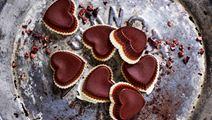 Ischokladshjärtan