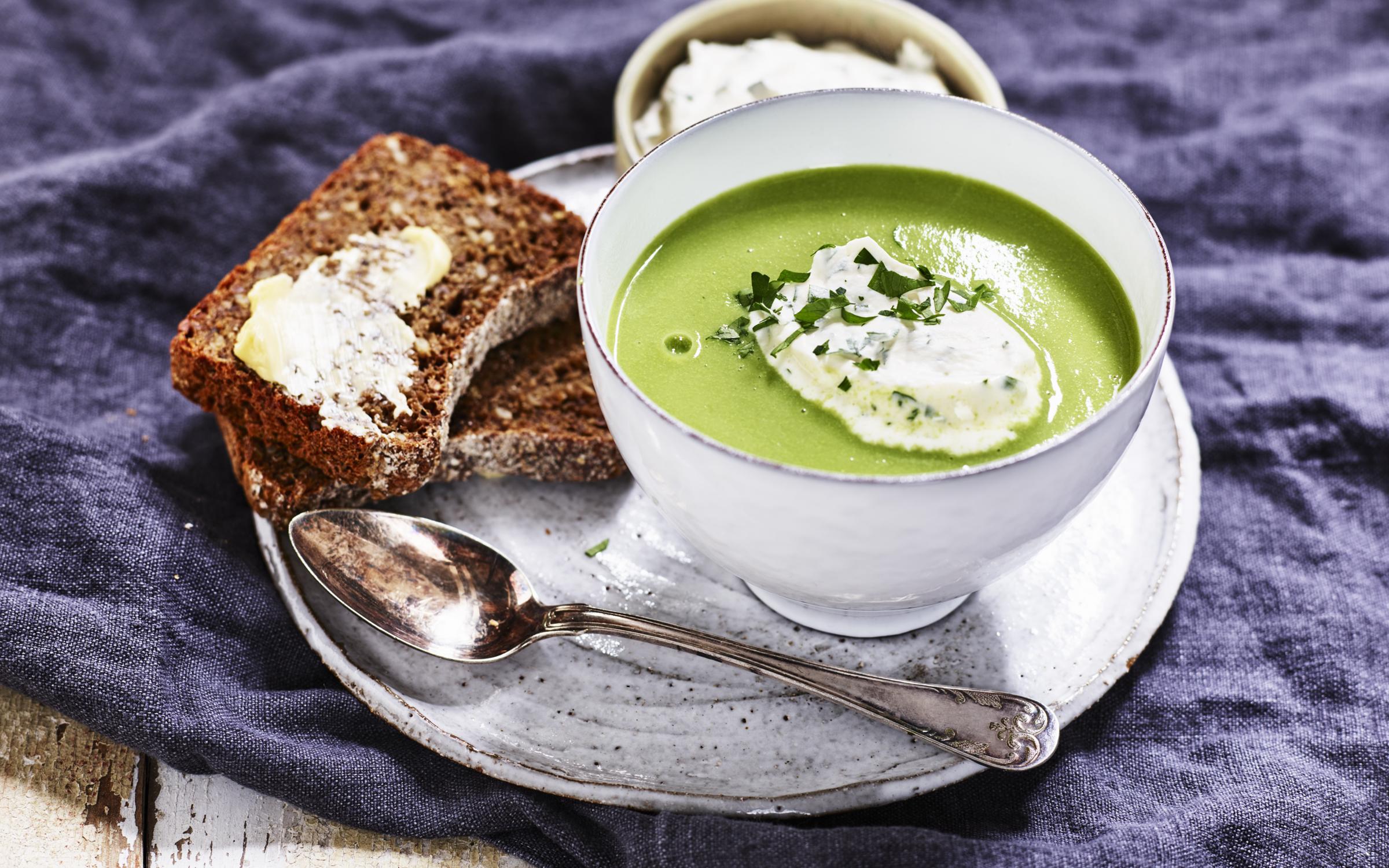 Kalorisnåla recept med grönsaker