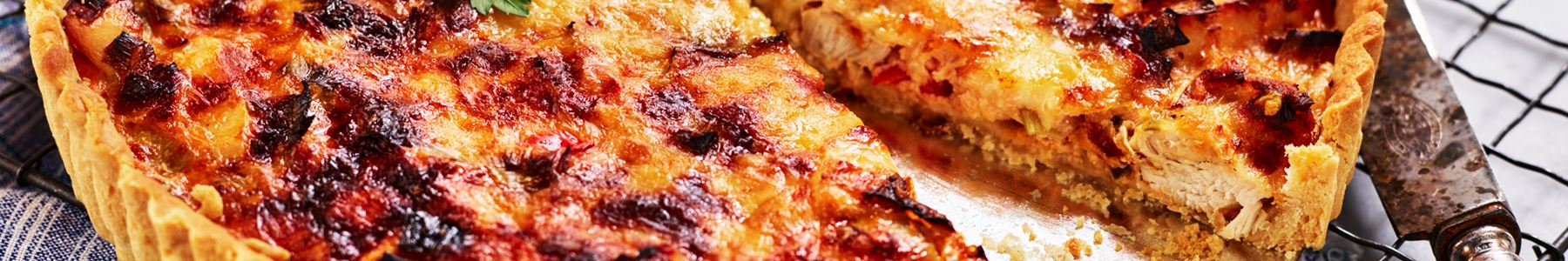 Huvudrätter med stekt kyckling