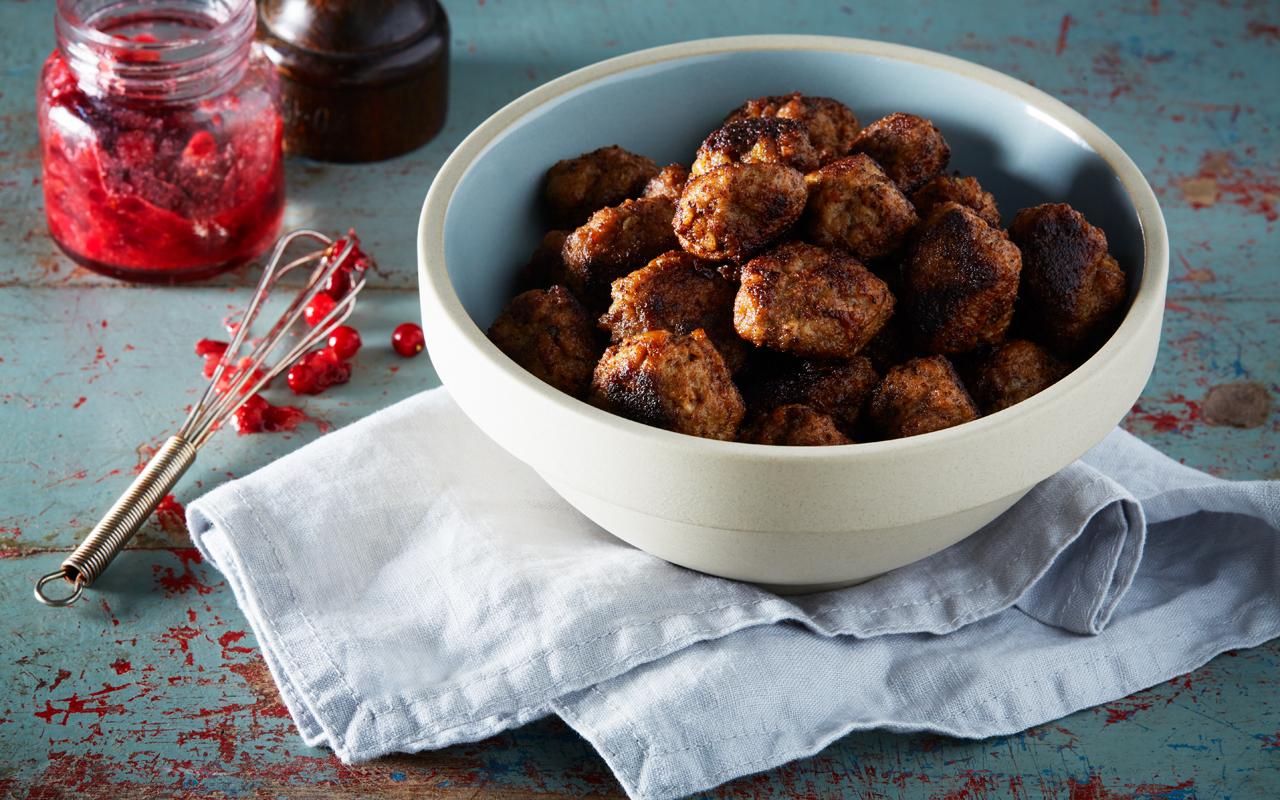 glutenfria köttbullar recept