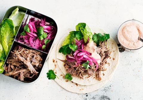 carnita tacos recept