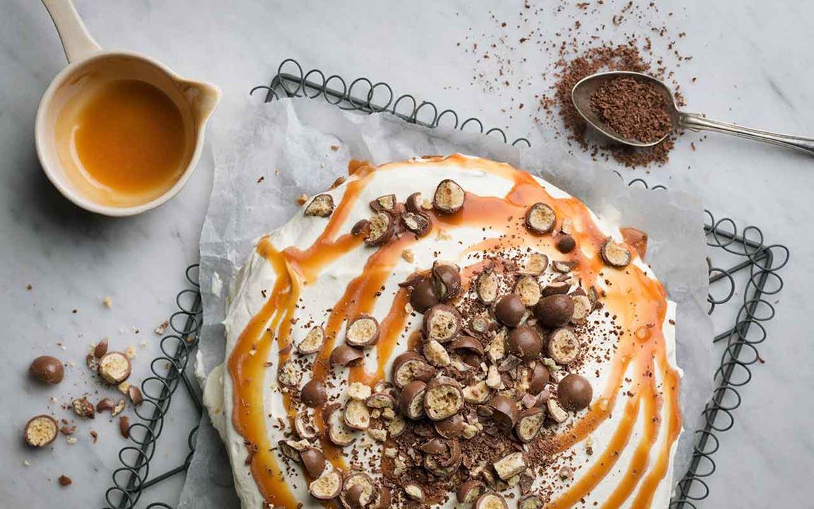 Banoffee-tårta