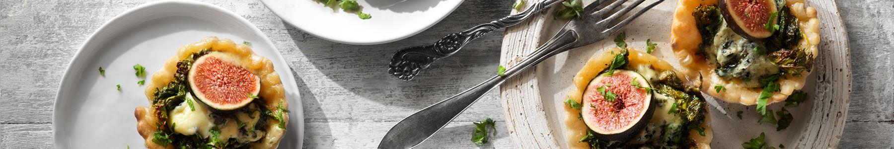 Grönkål + Ädelost + Smördeg