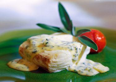 Salviafisk i vinsås