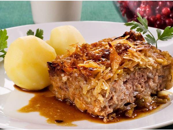 Kålpudding – grundrecept