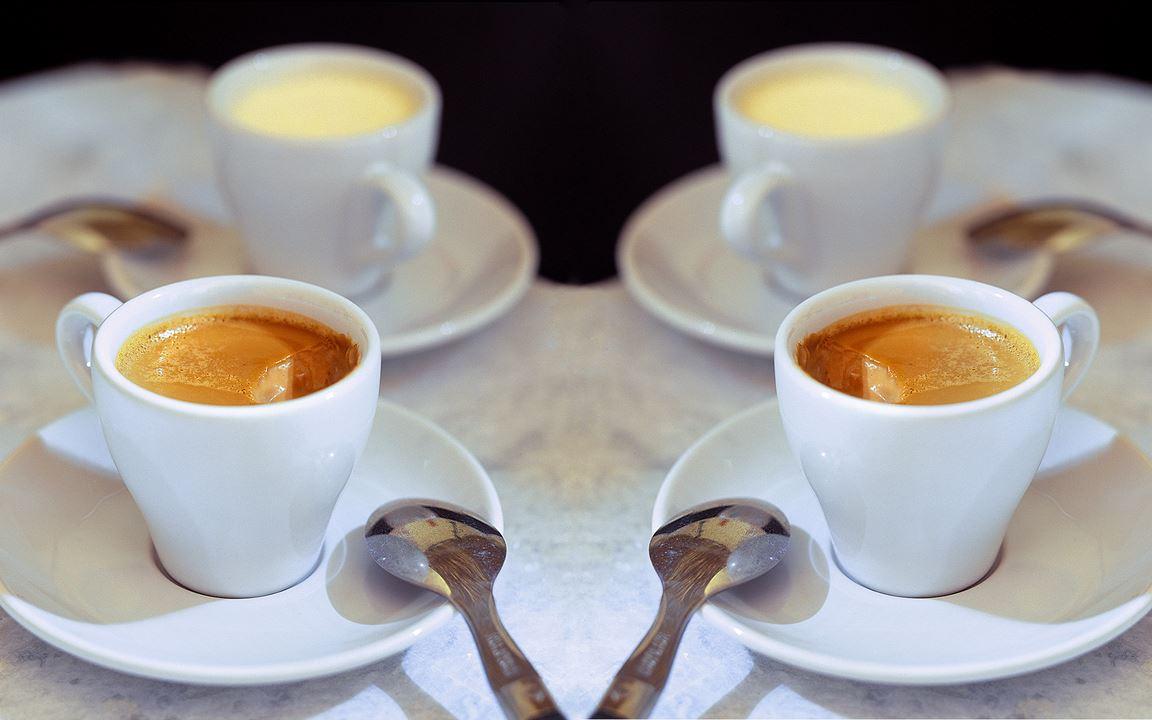 Pannacotta med espresso