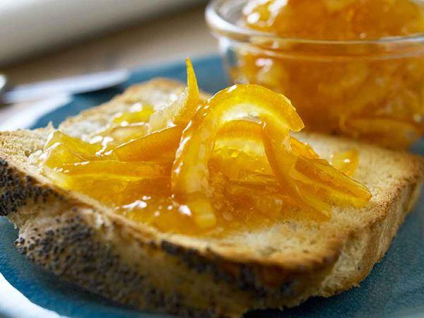 Apelsinmarmelad