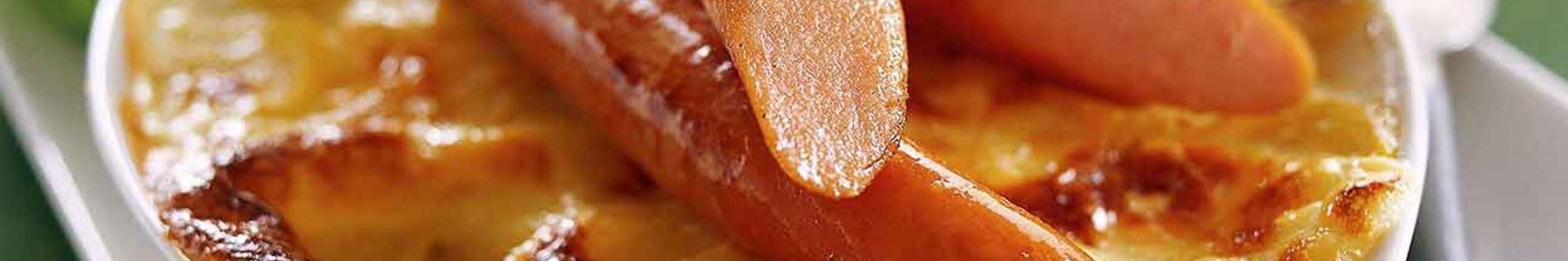Wienerkorv + Potatis