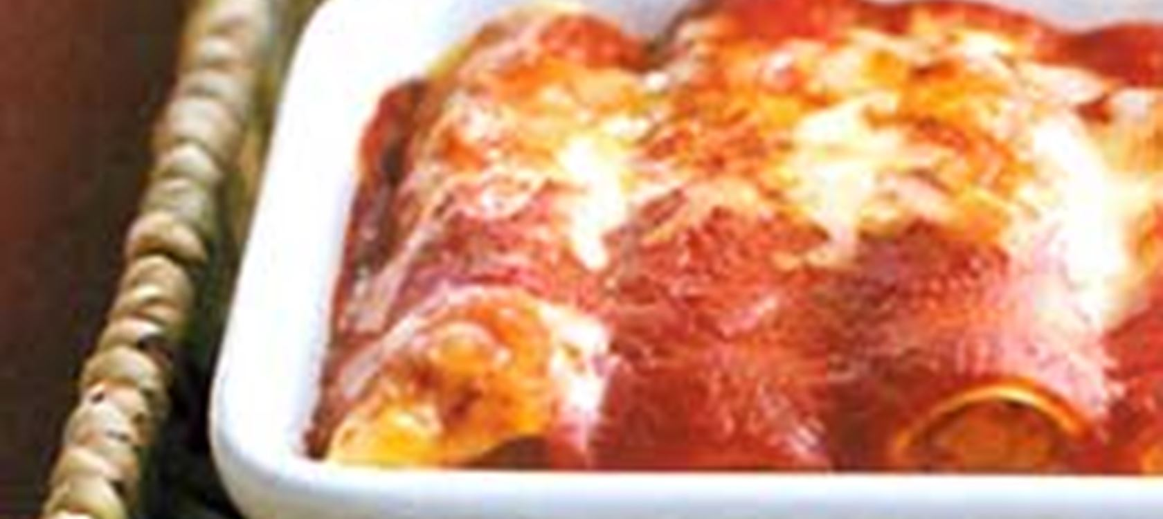 Cannelloni med chili