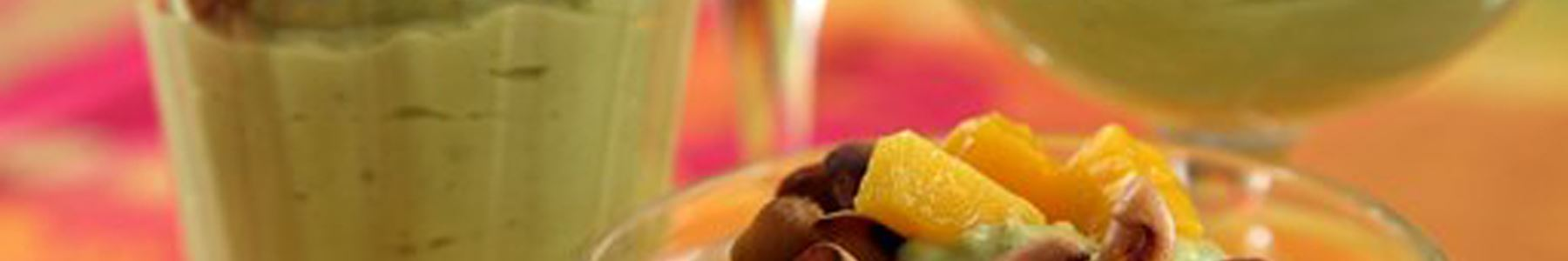 Avokado + Snacks + Veckomatsedel