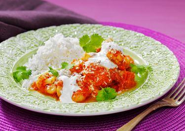 Indiska tomatbönor