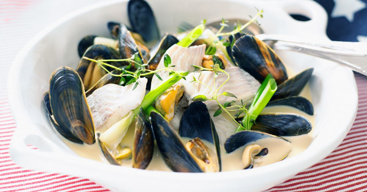 kokta musslor hållbarhet