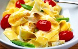 Tomat + Castello® + Pasta
