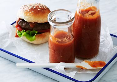 Hemmagjord ketchup