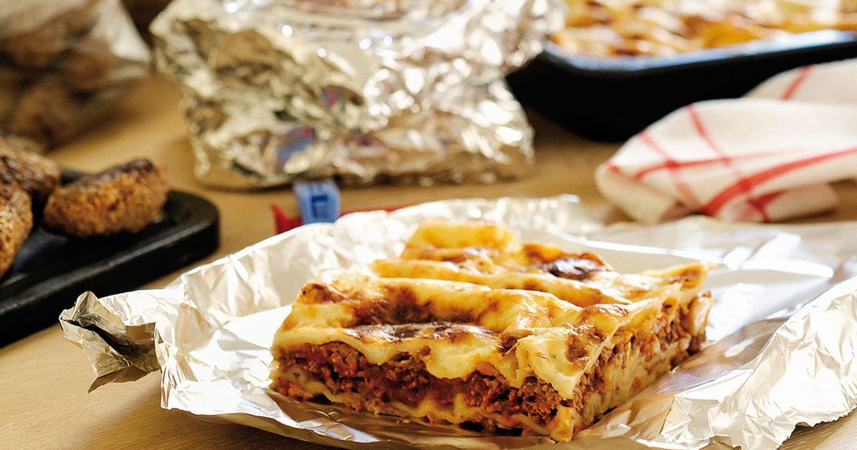 lasagne recept arla