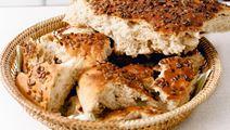Brytbröd med solroskärnor
