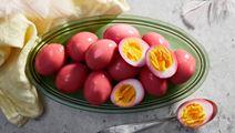 Picklade ägg