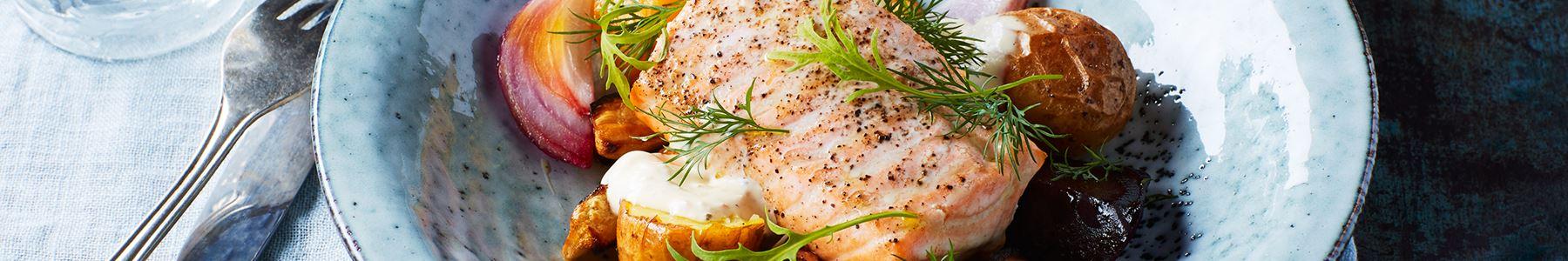Billiga recept på fisk i ugn