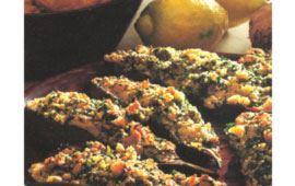 Tomat- och olivröra