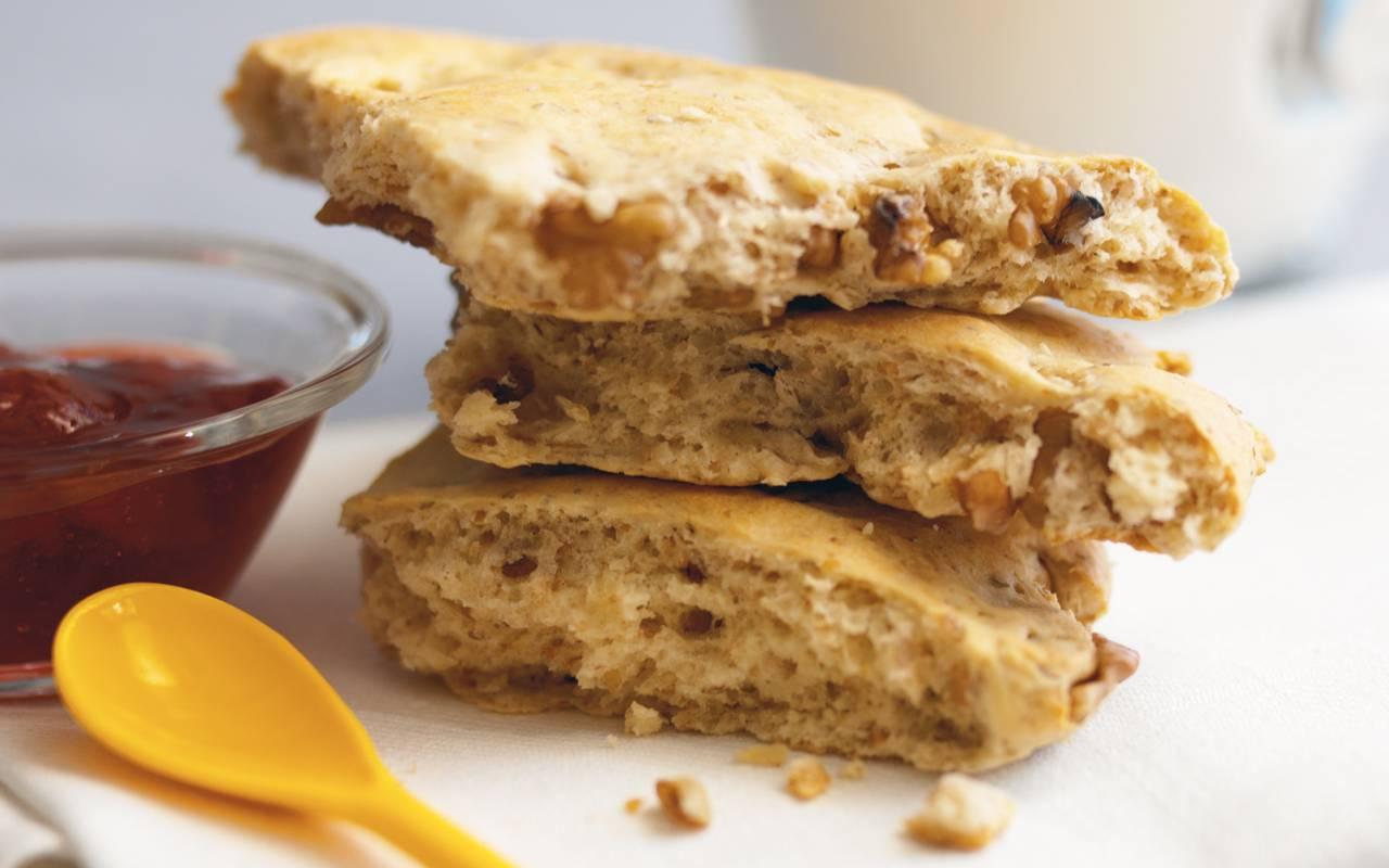baka scones utan bakpulver