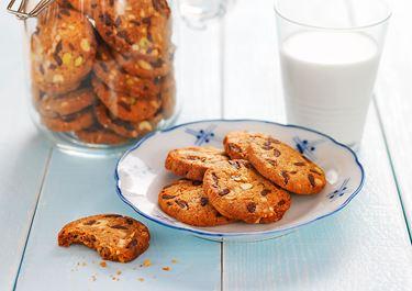 Amerikanska chocolate chip cookies