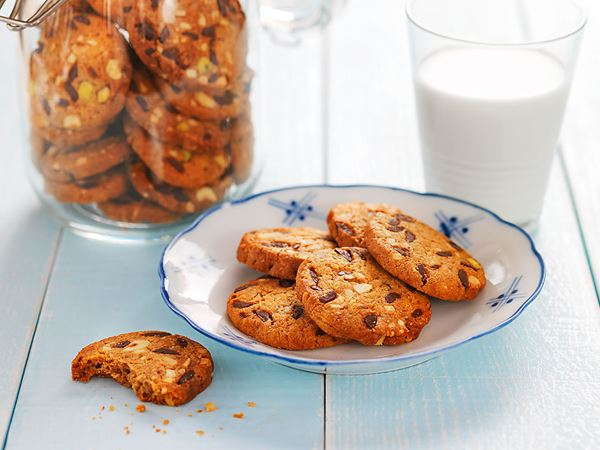 Amerikanska chocolate chip cookies