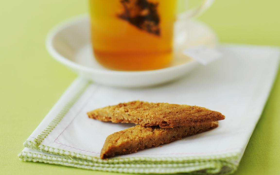 Kakor med Chai-kryddor