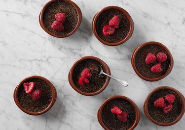Choklad brulée