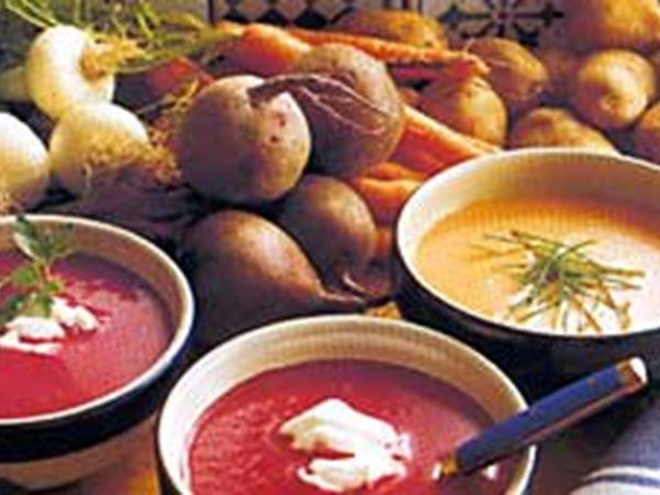 Rotfruktssoppa