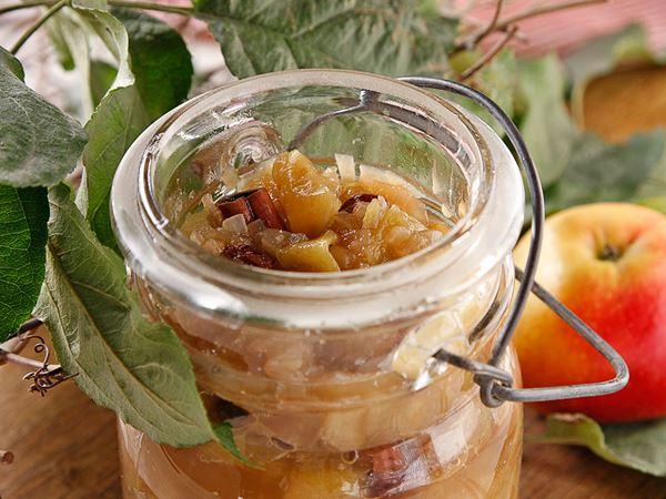 Äppelchutney med russin
