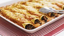 Cannelloni med skinka