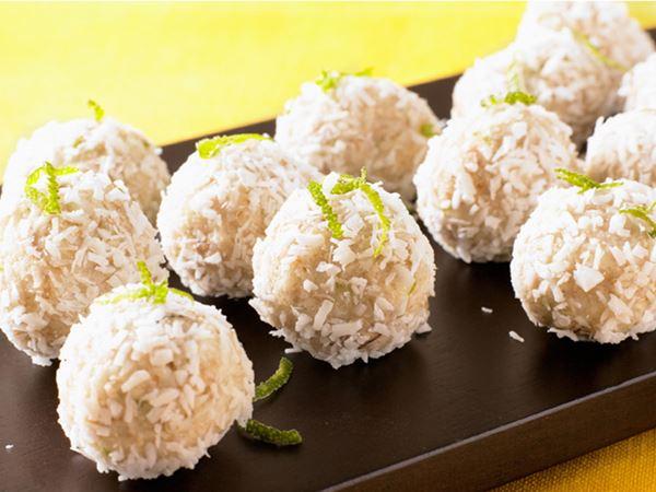 Snöbollar med lime