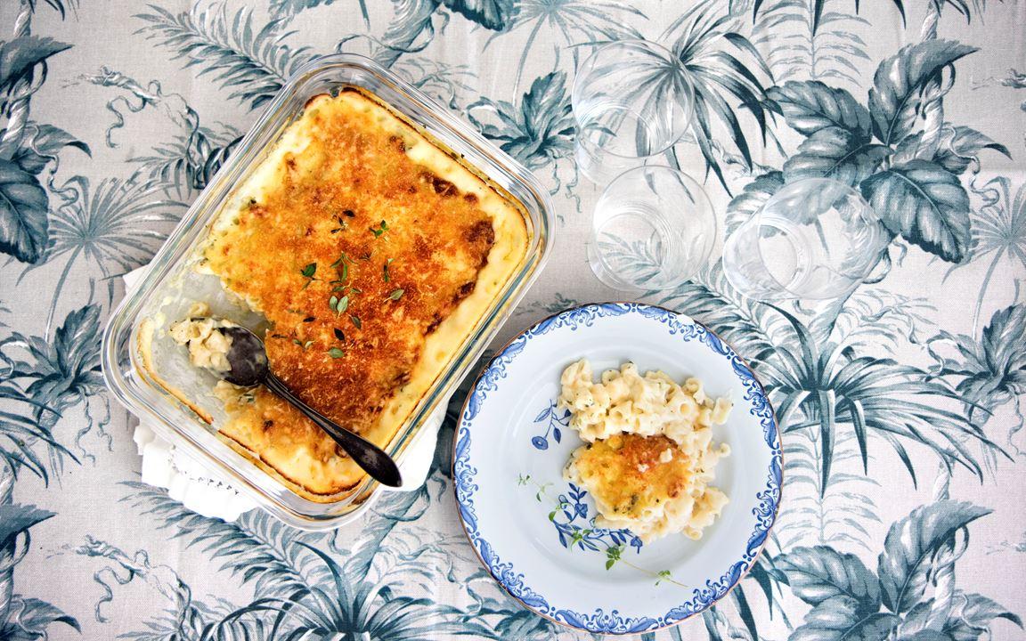 Klassisk Mac'n'Cheese