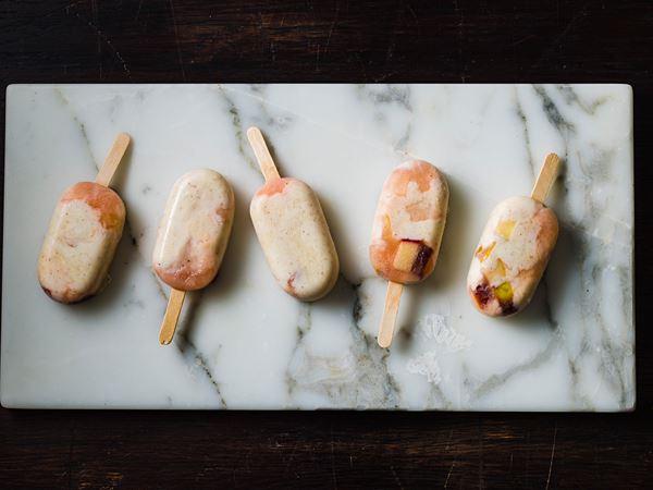 Äppel- och kanelpaletas