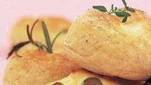 Portionsbröd med oliver