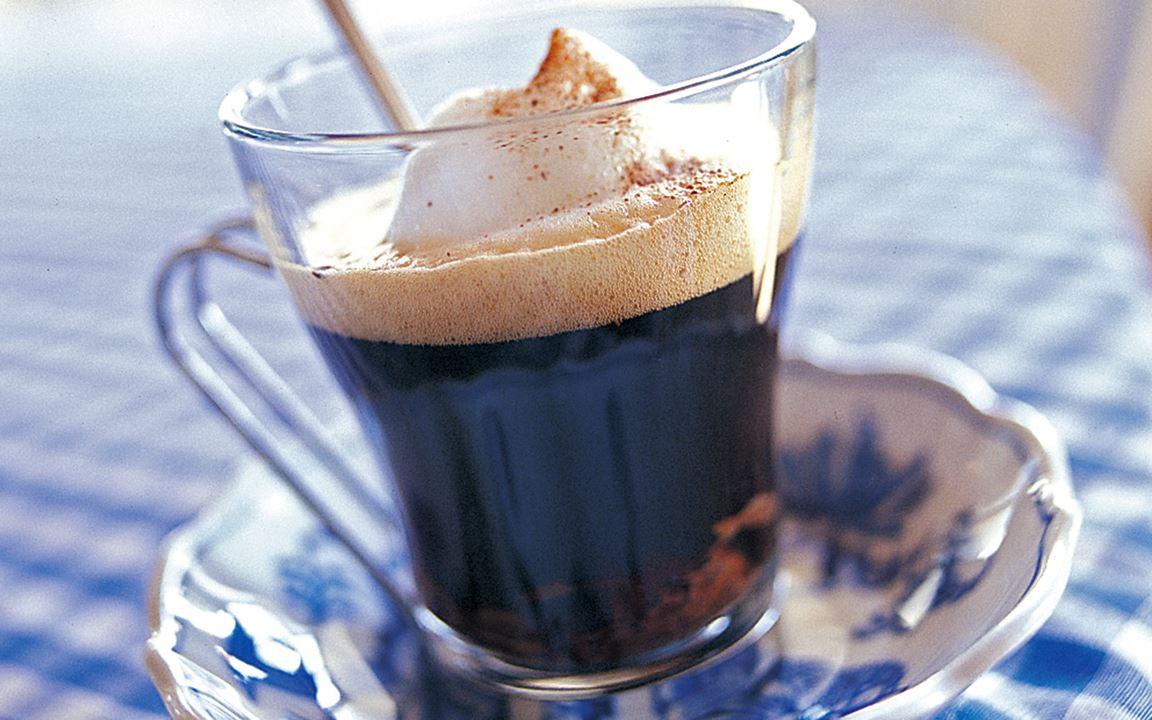 Chokladkaffe med kanel