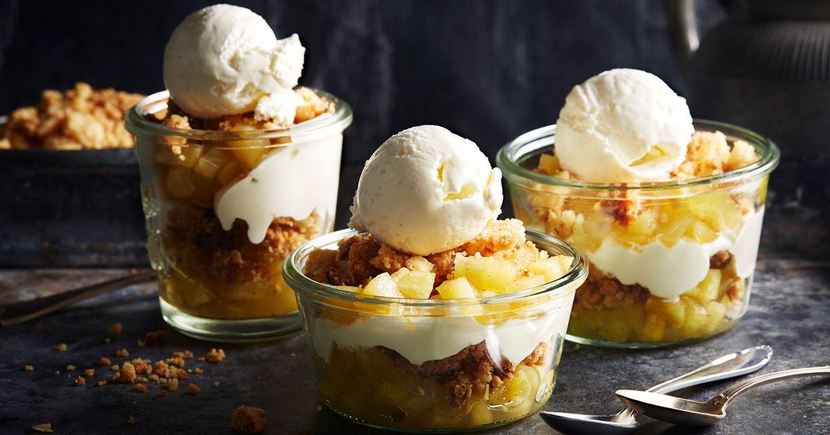 höst dessert recept