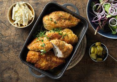 Chicken Kiev - Kyckling Kiev